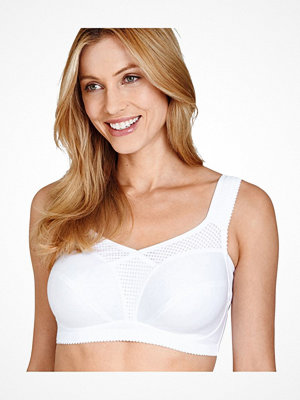 Miss Mary of Sweden Miss Mary Soft Cup Bra 2121 White