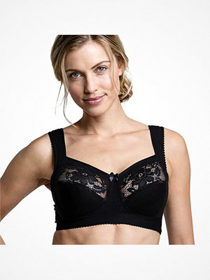Miss Mary of Sweden Miss Mary Soft Cup Bra Black