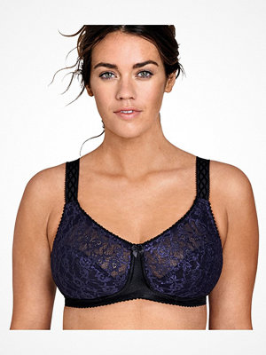Miss Mary of Sweden Miss Mary Exclusive Lace Soft Cup Bra Black
