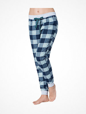 Triumph Mix and Match Trousers Check Blue/Green