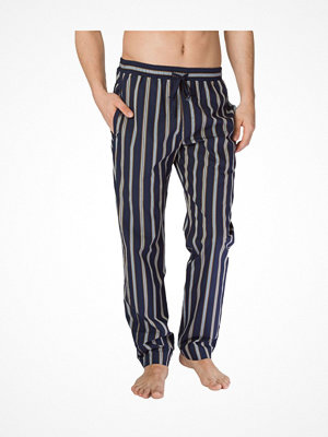 Calida Men Harry Pants Blue Striped