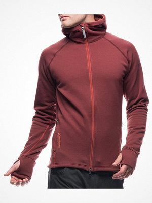 Pyjamas & myskläder - Houdini Sportswear Houdini Men Power Houdi Red