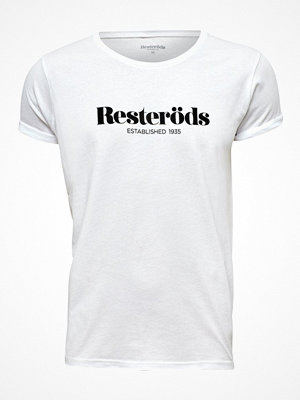 Resteröds Jimmy Logo White