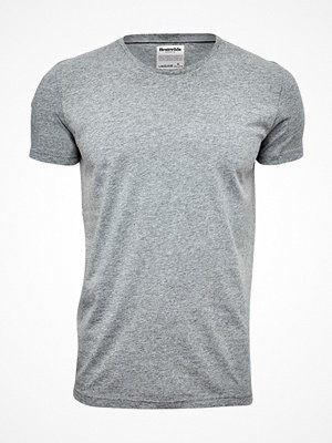 Resteröds Original R-Neck Tee Grey