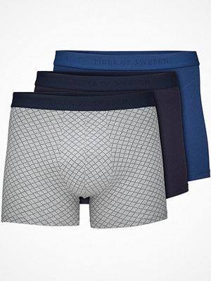 Tiger of Sweden 3-pack Grantham Boxer Short Blue Pattern
