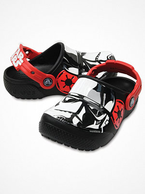 Tofflor - Crocs Fun Lab Stormtrooper Clog Black