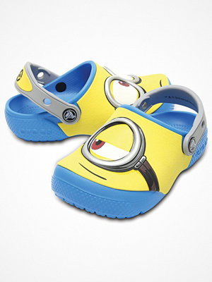 Tofflor - Crocs Fun Lab Minions Clog Blue/Yellow