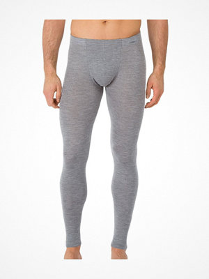 Calida Wool and Silk Pants Grey