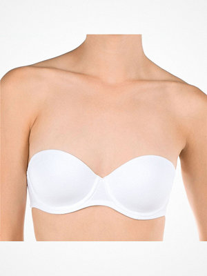 Calida Sensitive Bandeau Bra White