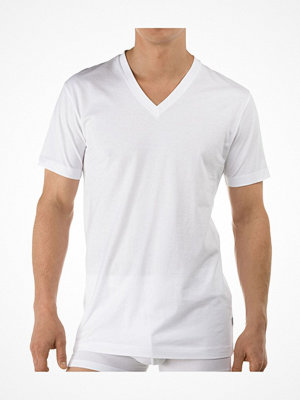Calida Activity Cotton T-shirt V-neck White