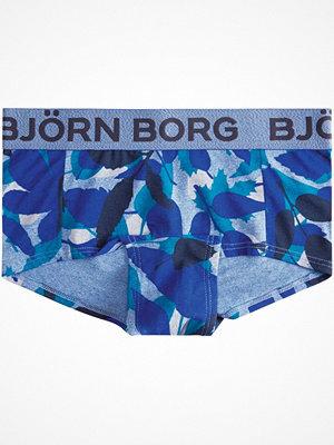 Björn Borg Autumn Leaf Mini Shorts Blue