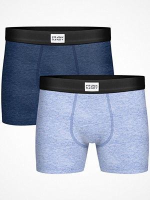 Frank Dandy 2-pack Legend Organic Boxer Navy/Blue