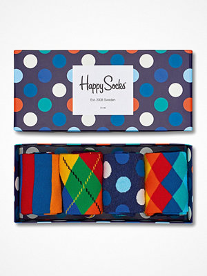 Happy Socks 4-pack Happy Socks Mix Socks Gift Box Multi-colour