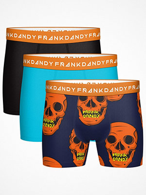 Frank Dandy 3-pack Kranium Boxer  Multi-colour