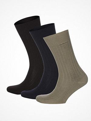 Strumpor - Tiger of Sweden 3-pack Reigate Socks Multi-colour