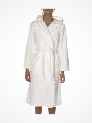 Damella 97164 Bathrobe White