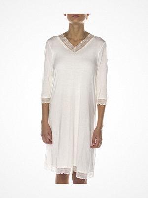 Nattlinnen - Damella 69181 Nightdress Ivory-2