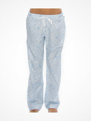 Rayville Womens Pj Pants Chrissie Lightblue
