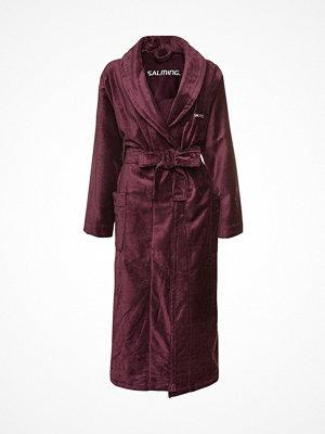 Salming Saint Marie Long Morning Gown Bordeaux