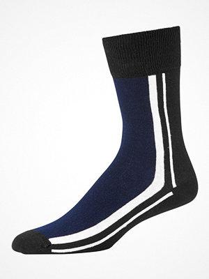 Strumpor - Salming Trainer Socks Black/Blue