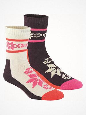 Strumpor - Kari Traa 2-pack Rusa Wool Sock White/Lilac