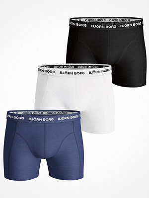 Björn Borg 3-pack Essential Shorts Multi-colour