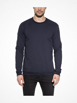 Bread and Boxers Sweatshirt Navy-2