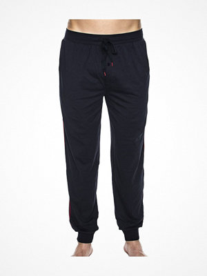 Gant Pajama Pants Monogram Darkblue