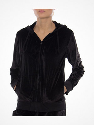 Pyjamas & myskläder - DKNY Insert Logo LS Sleep Hoodie Black