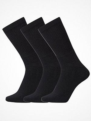 Claudio 3-pack Tennis Socks Black