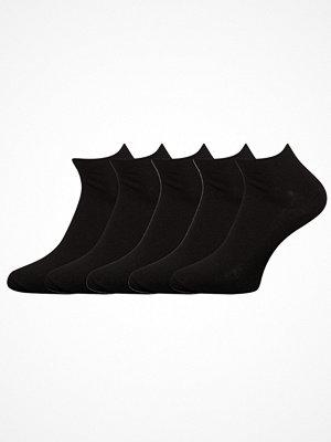 Claudio 5-pack Sneaker Socks Black