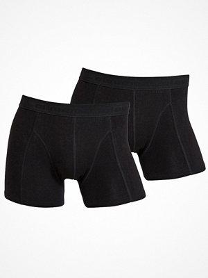 Claudio 2-pack Mens Trunks Black