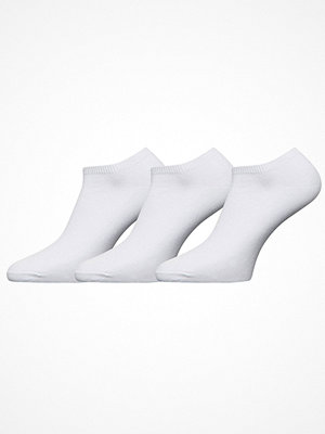 Strumpor - Decoy 3-pack Ladies Sneaker Socks White