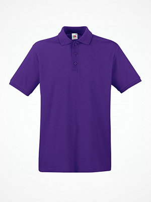 T-shirts - Fruit of the Loom Premium Polo Lilac