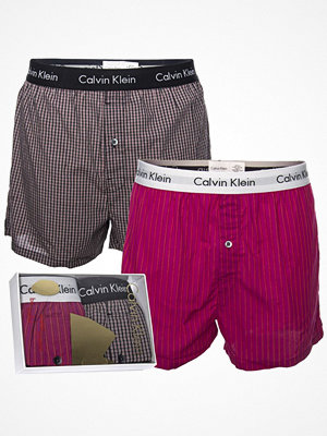 Kalsonger - Calvin Klein 2-pack Slim Fit Boxer Multi-colour