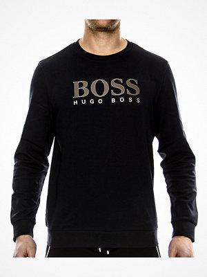 Pyjamas & myskläder - Hugo Boss Tracksuit Sweatshirt Darkblue
