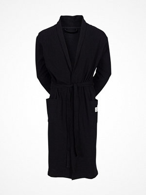 Morgonrockar - Resteröds Bath Robe Black