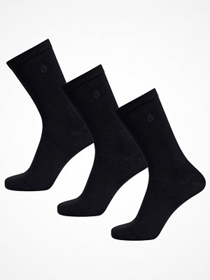 Resteröds 5-pack Bamboo Socks Black