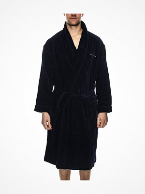 Morgonrockar - Tiger of Sweden Remo Bath Robe Darkblue