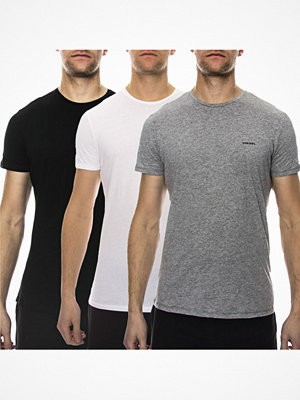 Pyjamas & myskläder - Diesel 3-pack Jake Crew Neck T-shirt Multi-colour
