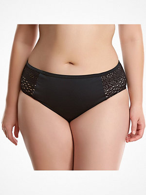 Elomi Swim Indie Mid Rise Brief Black