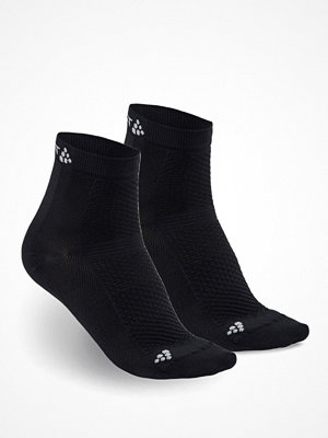 Strumpor - Craft 2-pack Cool Mid Sock Black