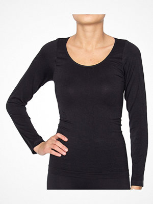 Missya Lucia Long Sleeve Shirt Black