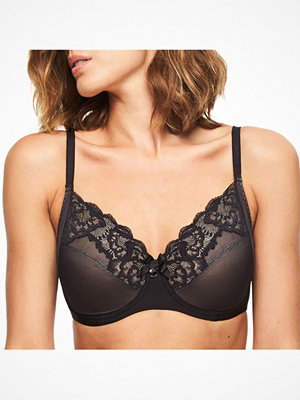 Chantelle Orangerie 3-part Bra Black