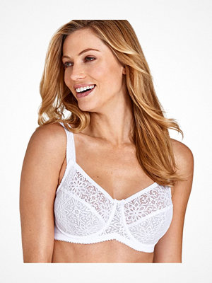 Miss Mary of Sweden Miss Mary Balconette Bra White