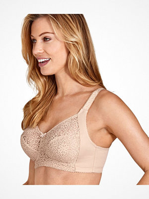 Miss Mary of Sweden Miss Mary Soft Cup Minimizer Bra Beige