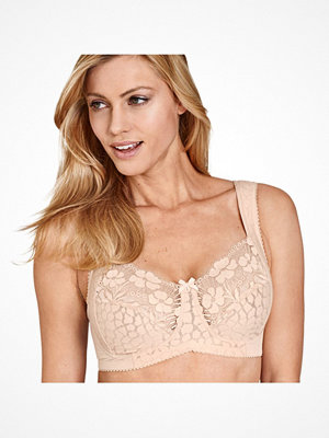 Miss Mary of Sweden Miss Mary Exclusive Jacquard Soft Cup Bra Beige