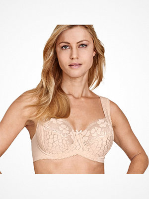 Miss Mary of Sweden Miss Mary Exclusive Jacquard Underwire Bra Beige