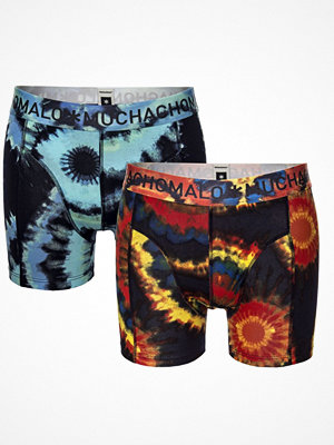 Muchachomalo 2-pack Tiedye Boxer Blue/Red