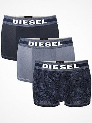 Diesel 3-pack Damien Boxer Trunks Darkblue